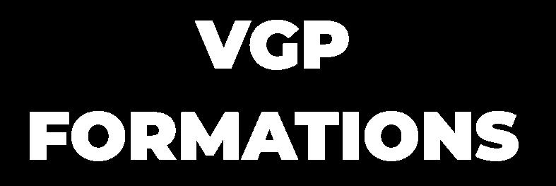 VGP FORMATIONS® Logo